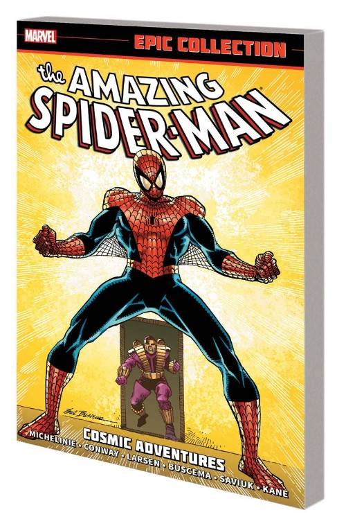 AMAZING SPIDER-MAN EPIC COLLECTION VOL 20: COSMIC ADVENTURES
