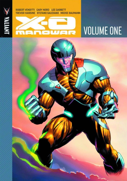 X-O MANOWAR DELUXE EDITION VOL 01
