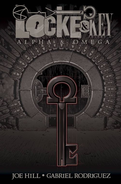 LOCKE AND KEY VOL 06: ALPHA AND OMEGA