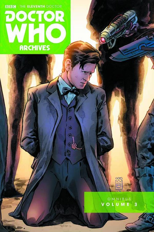DOCTOR WHO: THE ELEVENTH DOCTOR ARCHIVES VOL 03