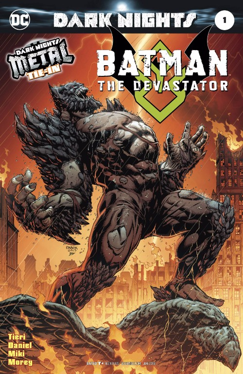 BATMAN: THE DEVASTATOR#1