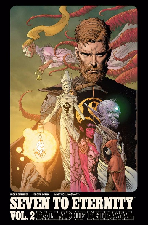 SEVEN TO ETERNITY VOL 02
