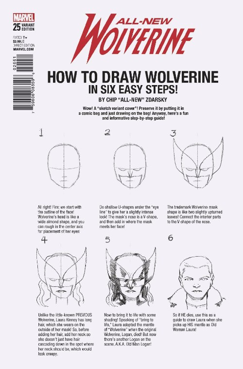 ALL-NEW WOLVERINE#25