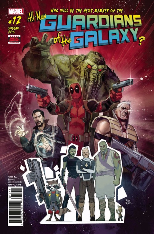 ALL-NEW GUARDIANS OF THE GALAXY#12