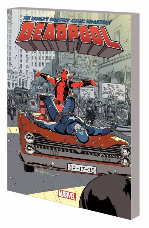 DEADPOOL: WORLD'S GREATEST VOL 10: SECRET EMPIRE