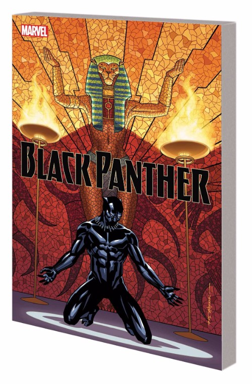 BLACK PANTHERBOOK 04: AVENGERS OF THE NEW WORLD