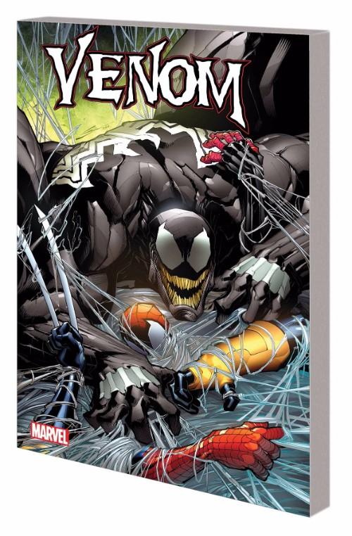 Get Started In VENOM Comic Books   Spiral Comics