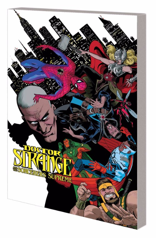DOCTOR STRANGE AND THE SORCERERS SUPREME VOL 02: TIME AFTER TIME