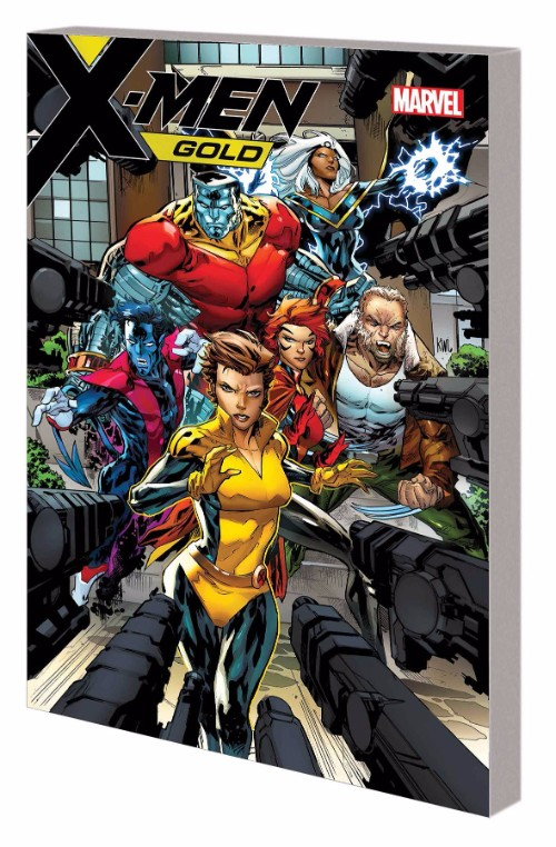 X-MEN: GOLD VOL 02: EVIL EMPIRES