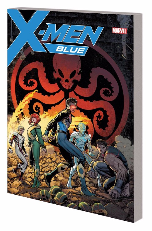 X-MEN: BLUE VOL 02: TOIL AND TROUBLE