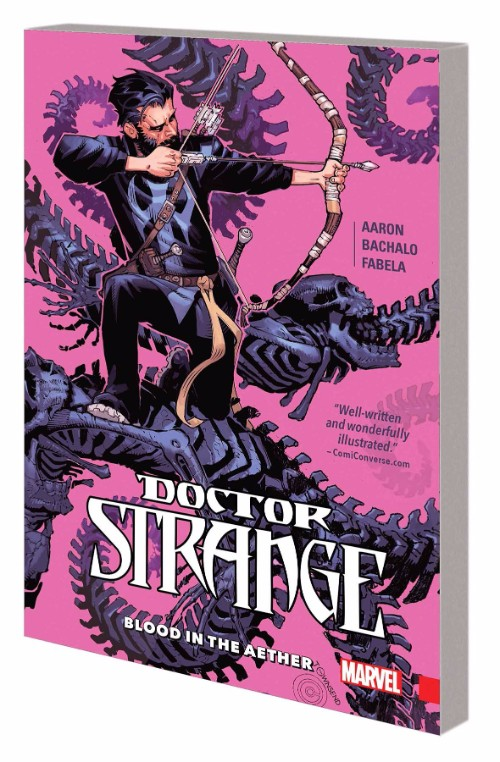 DOCTOR STRANGE VOL 03: BLOOD IN THE AETHER