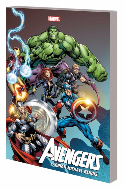 AVENGERS BY BRIAN MICHAEL BENDIS: THE COMPLETE COLLECTION VOL 03