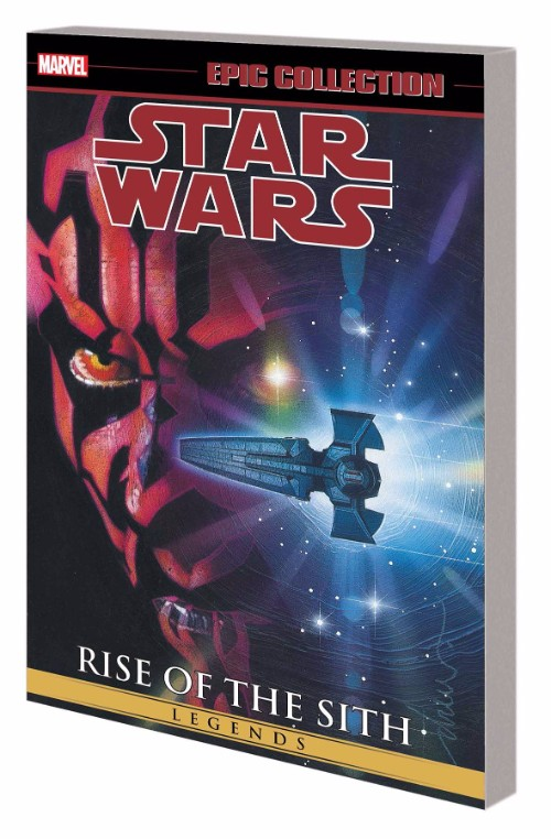 STAR WARS LEGENDS EPIC COLLECTION: RISE OF THE SITHVOL 02