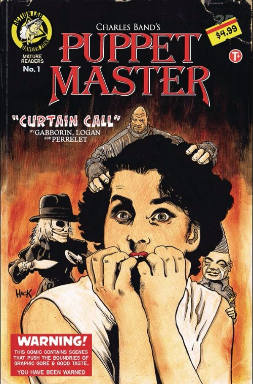 PUPPET MASTER: CURTAIN CALL#1
