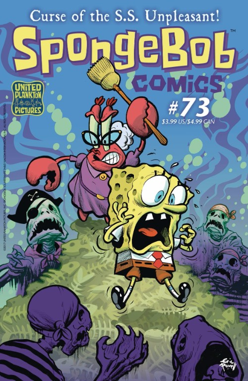 SPONGEBOB COMICS#73