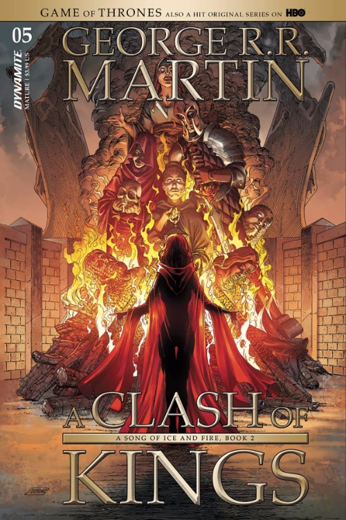 GAME OF THRONES: A CLASH OF KINGS#5