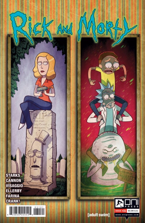 RICK AND MORTY#31