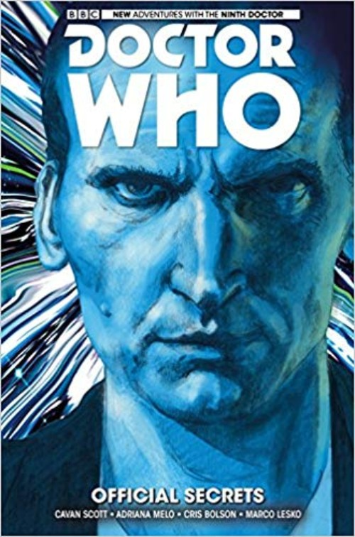 DOCTOR WHO: THE NINTH DOCTOR VOL 03: OFFICIAL SECRETS