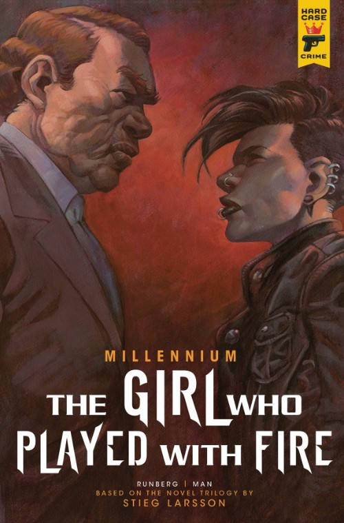 MILLENNIUM--THE GIRL WHO PLAYED WITH FIRE#2