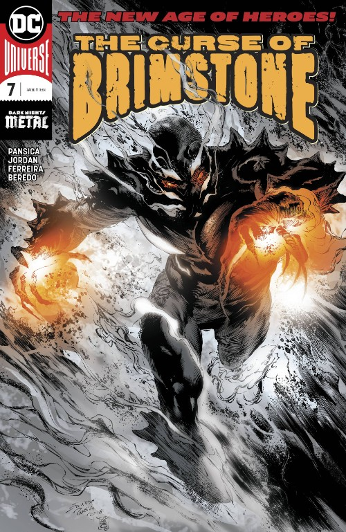 CURSE OF BRIMSTONE#7