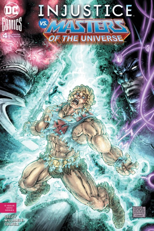 INJUSTICE VS. THE MASTERS OF THE UNIVERSE#4