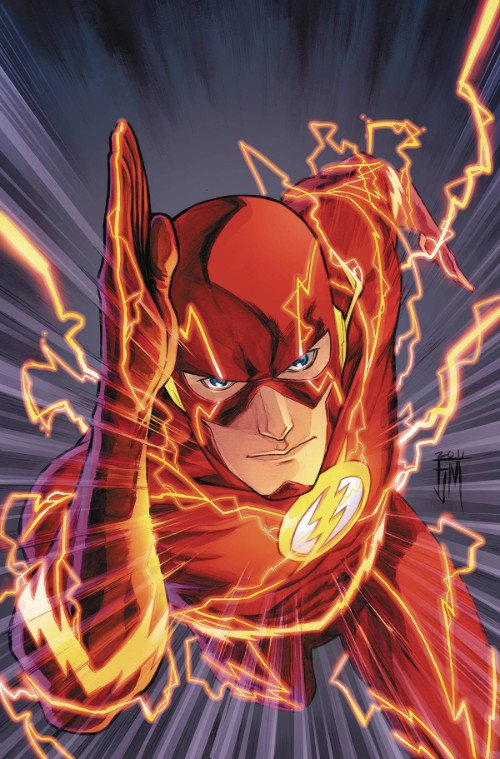 FLASH OMNIBUS BY FRANCIS MANAPUL AND BRIAN BUCCELLATO