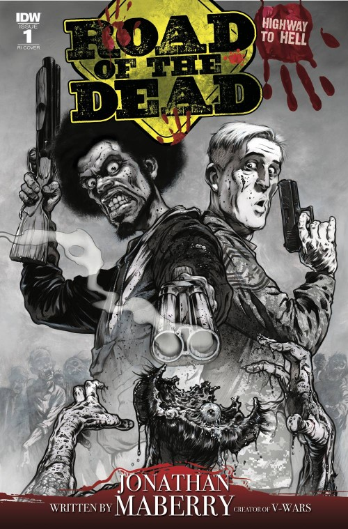 ROAD OF THE DEAD: HIGHWAY TO HELL#1
