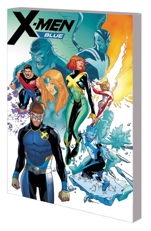 X-MEN: BLUE VOL 05: SURVIVING THE EXPERIENCE