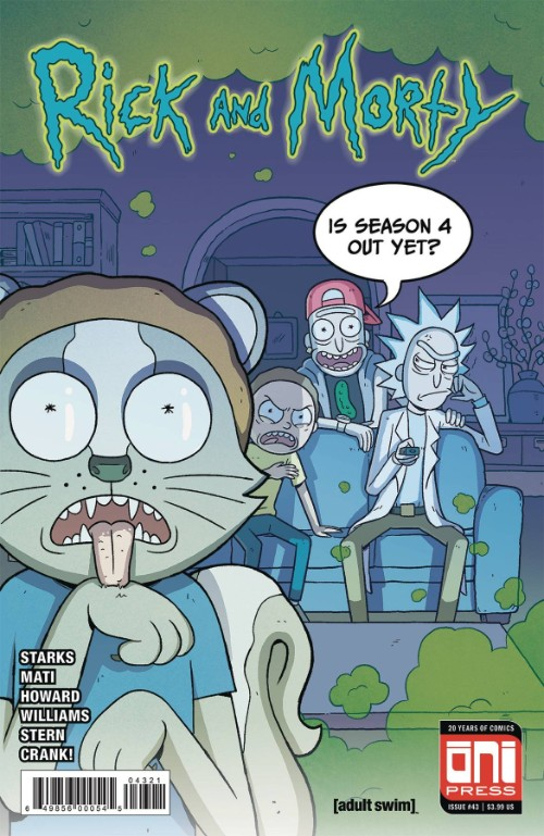 RICK AND MORTY#43