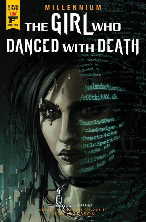MILLENNIUM--THE GIRL WHO DANCED WITH DEATH#3