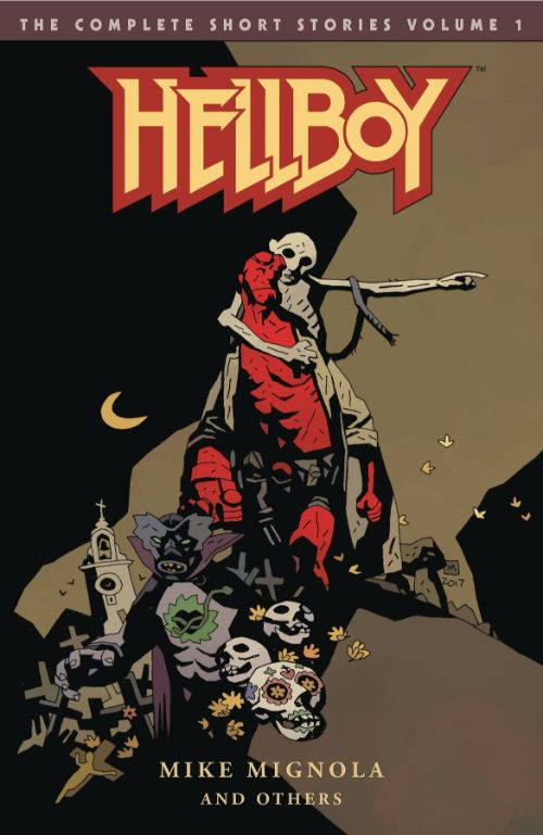 HELLBOY: THE COMPLETE SHORT STORIESVOL 01