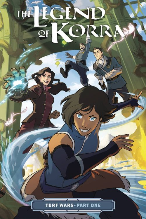 LEGEND OF KORRA: TURF WARSVOL 01