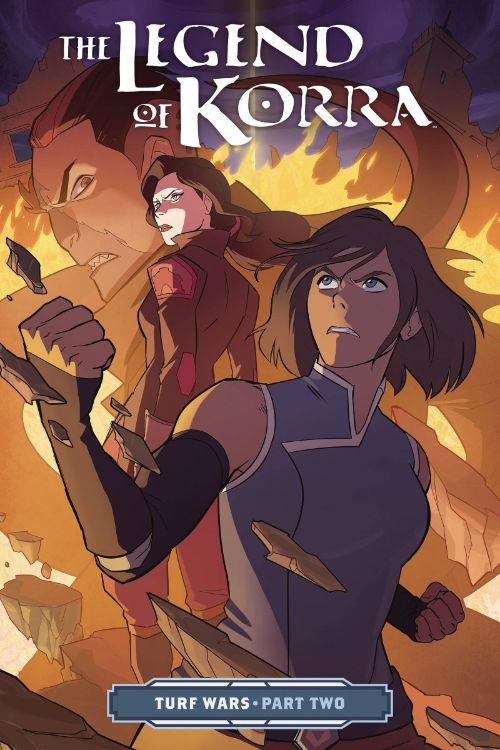 LEGEND OF KORRA: TURF WARSVOL 02
