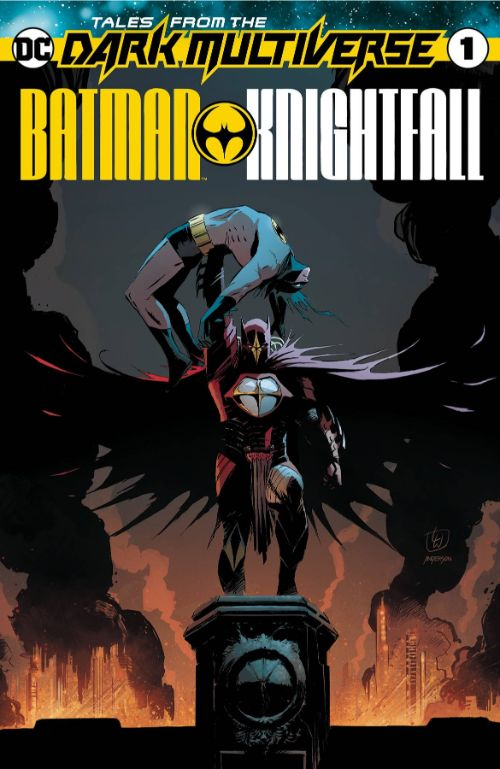 TALES FROM THE DARK MULTIVERSE: BATMAN: KNIGHTFALL#1