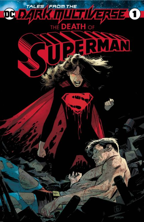 TALES FROM THE DARK MULTIVERSE: THE DEATH OF SUPERMAN#1