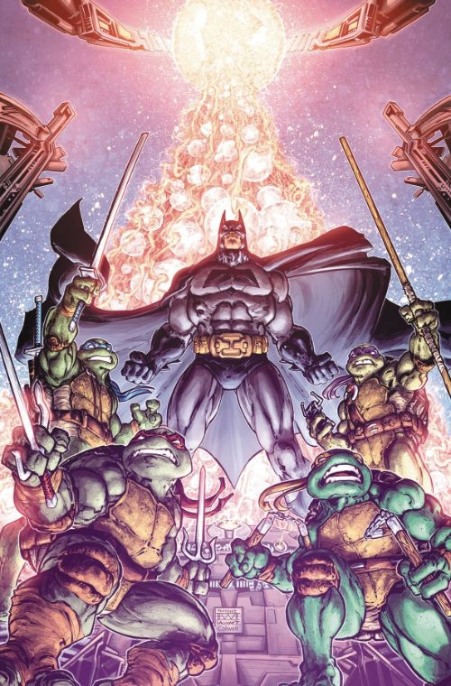 BATMAN/TEENAGE MUTANT NINJA TURTLES III #6