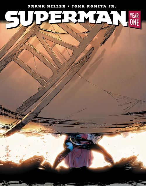 SUPERMAN: YEAR ONE#3