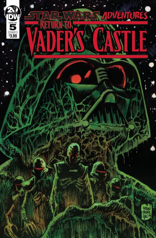 STAR WARS ADVENTURES: RETURN TO VADER'S CASTLE #5