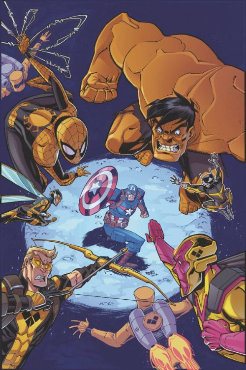 MARVEL ACTION: AVENGERS #10