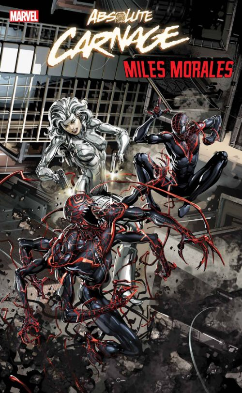 ABSOLUTE CARNAGE: MILES MORALES#3