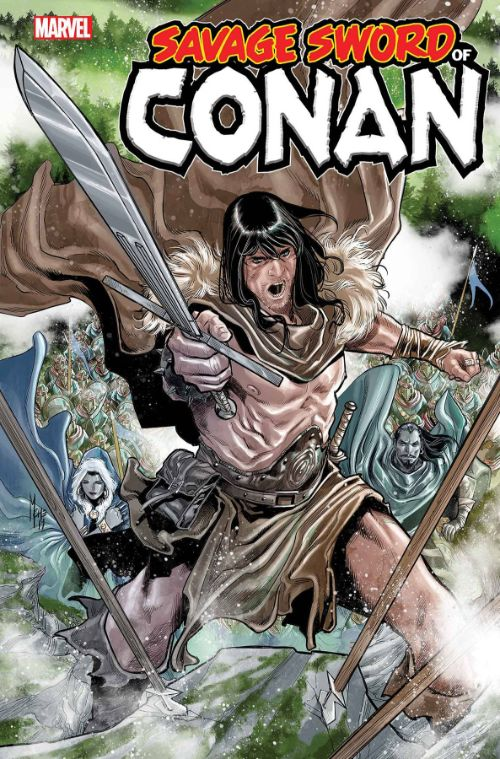SAVAGE SWORD OF CONAN#10