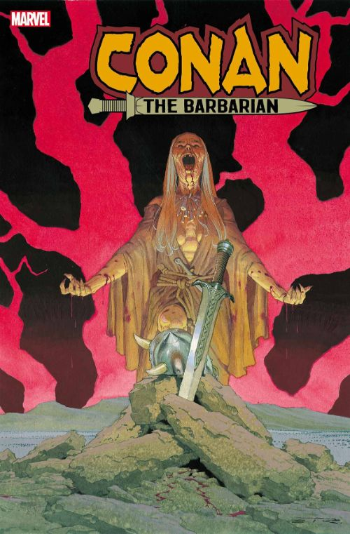 CONAN THE BARBARIAN#10