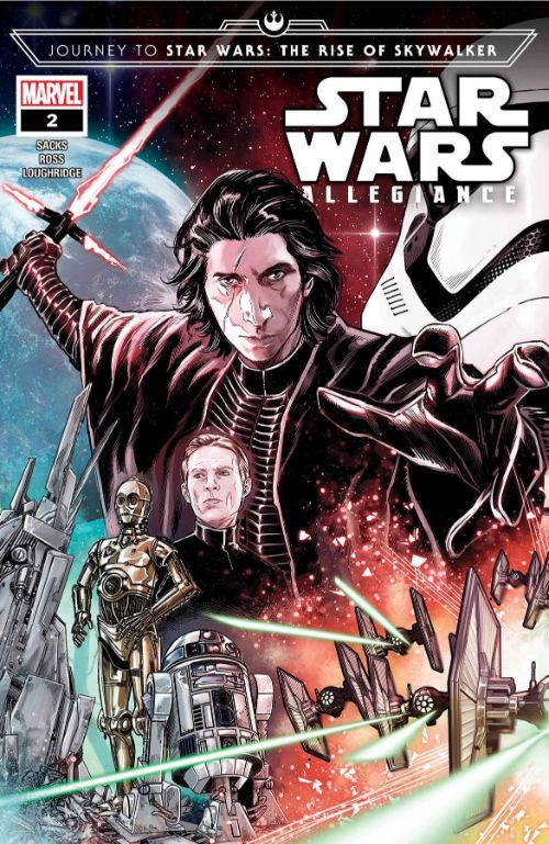 JOURNEY TO STAR WARS: THE RISE OF SKYWALKER--ALLEGIANCE #2