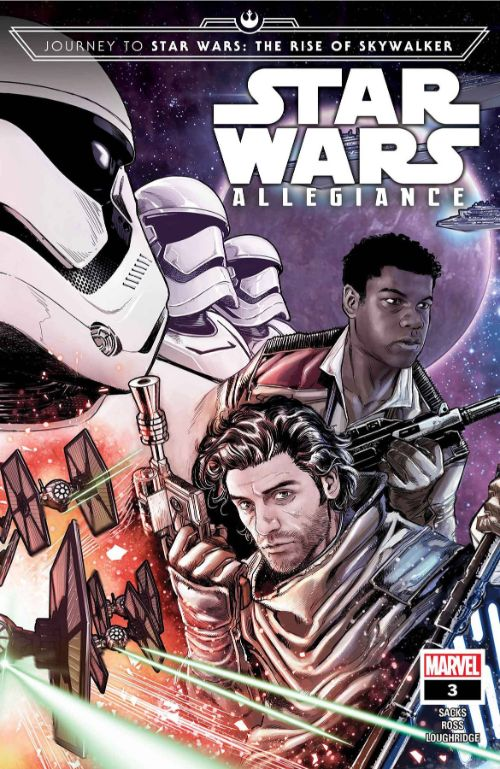 JOURNEY TO STAR WARS: THE RISE OF SKYWALKER--ALLEGIANCE #3