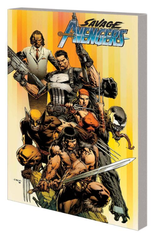 SAVAGE AVENGERSVOL 01: CITY OF SICKLES