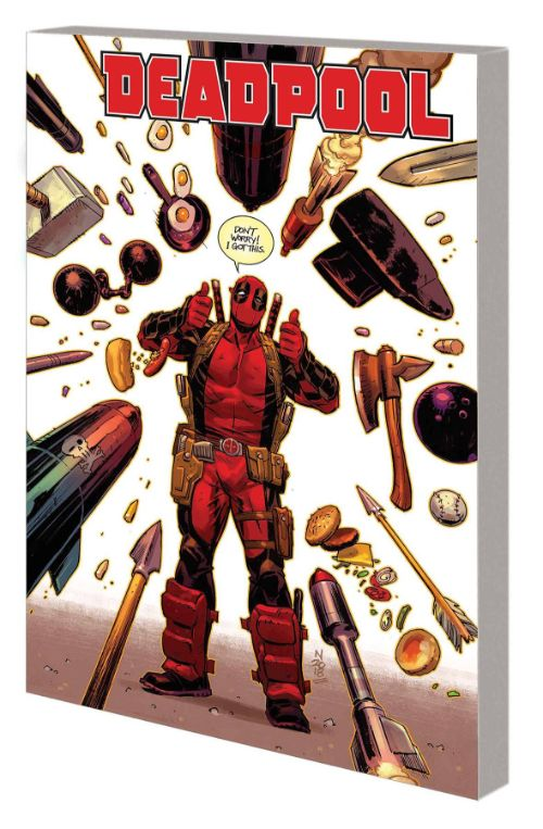 DEADPOOL BY SKOTTIE YOUNG VOL 03: WEASEL GOES TO HELL