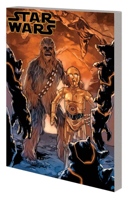 STAR WARS VOL 12: REBELS AND ROGUES