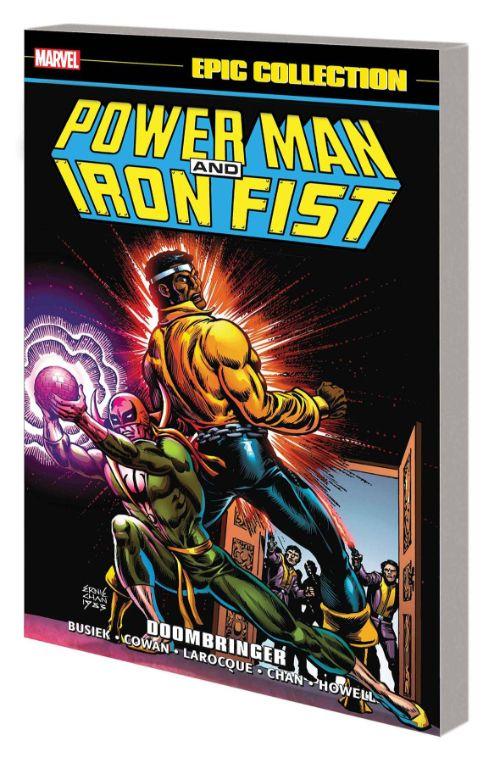 POWER MAN AND IRON FIST EPIC COLLECTION VOL 03: DOOMBRINGER