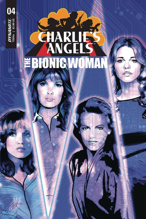 CHARLIE'S ANGELS VS. THE BIONIC WOMAN#4