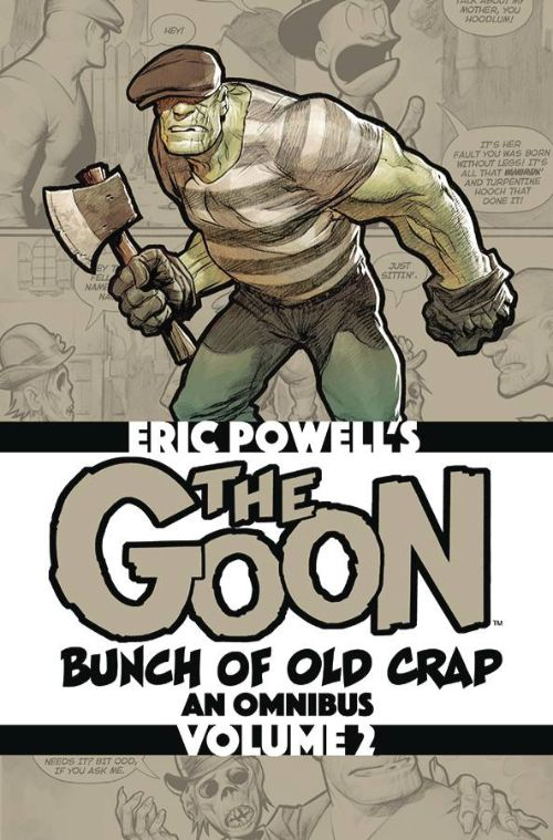 GOON: BUNCH OF OLD CRAPVOL 02